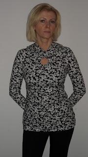 Rumiankowa bluzka