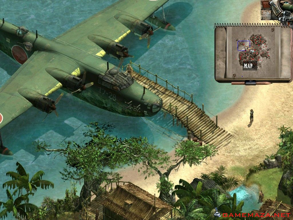 Commandos 2 men of courage free download game maza for Freepl