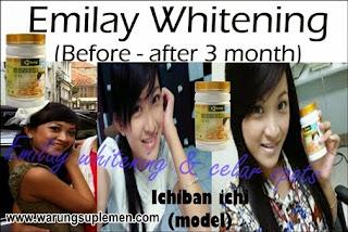 Bukti dan Keterangan Lengkap Emilay Whitening