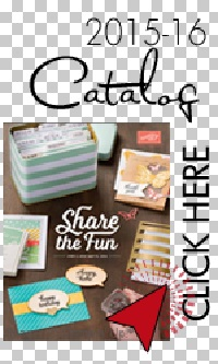 2015-2016 Stampin' Up Catalog