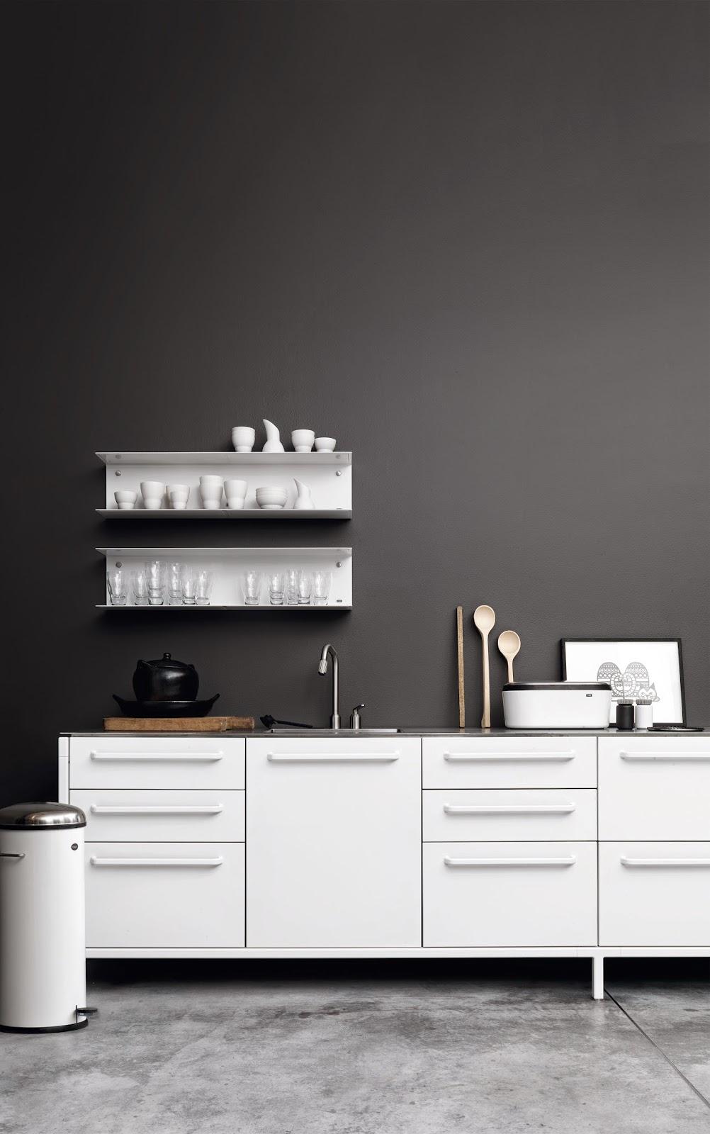 Hape Keuken Accessoires : Little Helsinki Vipp in white