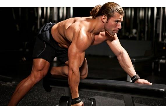harde spieren in benen