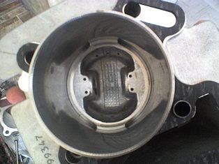Cylinder Liner and Piston Honda Tiger for Motor Drag Jupiter Z