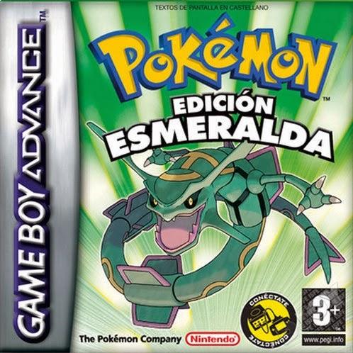 2164 - Pokemon - Edicion Esmeralda 8C4D3108 ROM DOWNLOAD