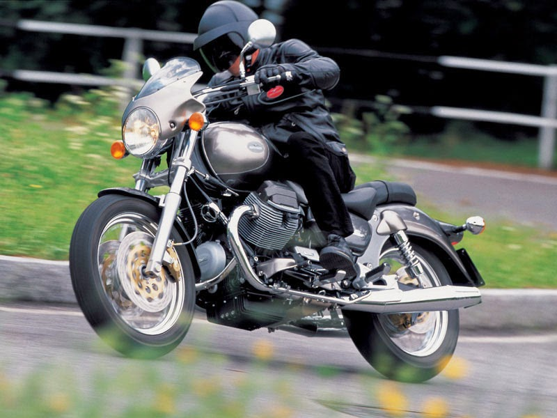 Moto Guzzi California Titanium Latest Motorcycles