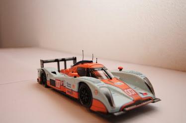 de Lola - Aston Martin LMP1.