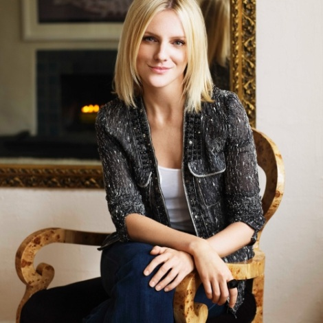 Laura Brown of Harper's Bazaar for Portis Wasp interview
