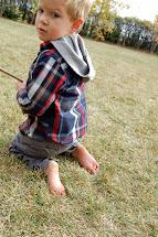 Mouland Family Barefoot Boy