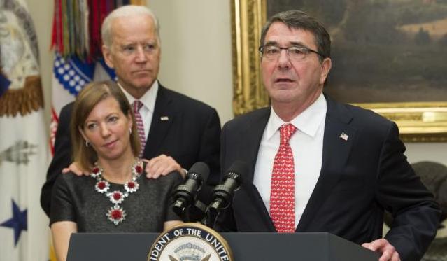 Carter amp stephanie carter vice president encroaches into new defense