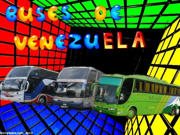 Buses de Venezuela
