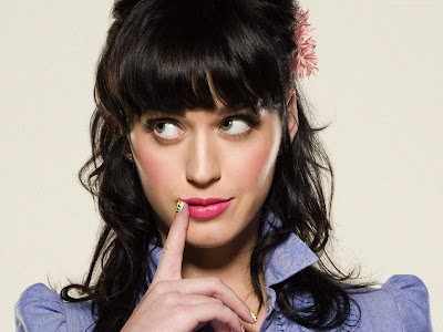 Katy Perry Face - Celebrity Close-Ups Wallpapers