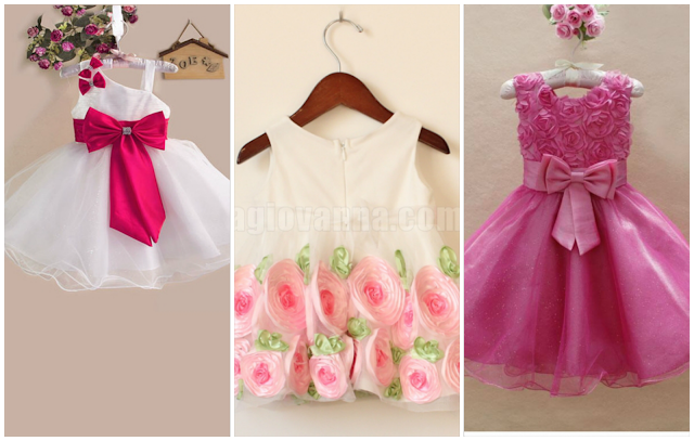 21 Vestidos de princesa para festa infantil