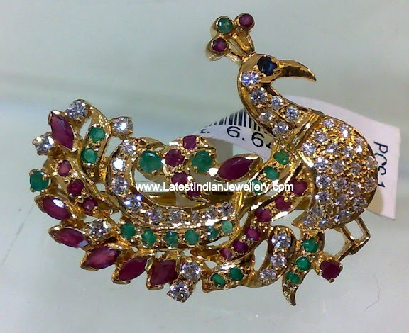 Gold Hair Pins Jada Pins With Gemstones