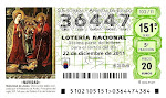 LOTERIA SORTEO DE NAVIDAD