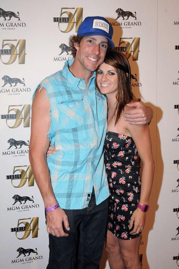 Travis Pastrana and Lyn-Z Adams Hawkins Marriage Proposal Details ...