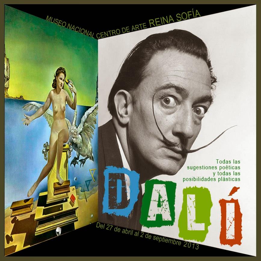 Exposición de Dalí Museo Reina Sofía