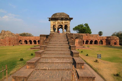 Most beautiful Places in Mandu