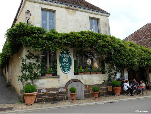 La Maison d'Horbé, Salon de Thé à La Perrière (Perche)
