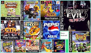 Download Kumpulan Game PS1 Tanpa Emulator