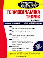 toko buku rahma: buku TERMODINAMIKA TEKNIK EDISI KEDUA, pengarang merle c. potter, penerbit erlangga
