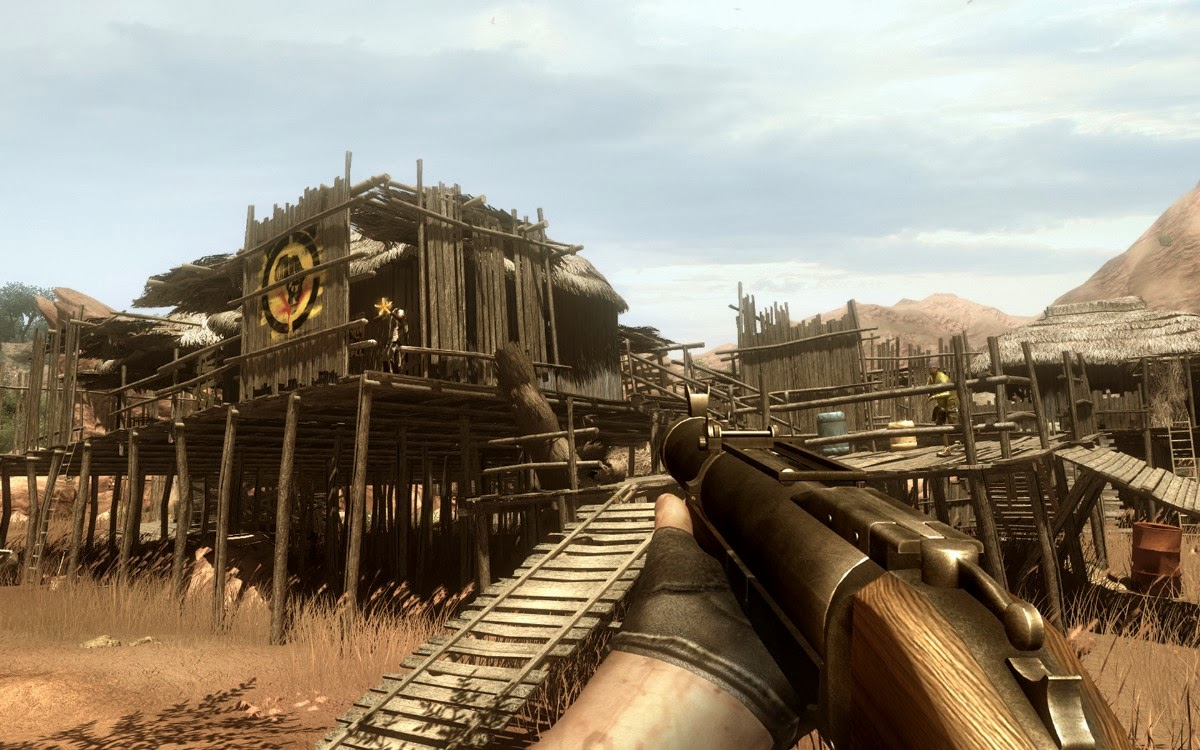 Download Far Cry 2 Free PC Game Full Version - Free PC Games Ever