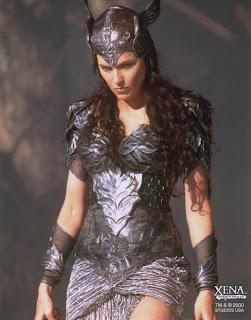 Valquíria | Xena a Princesa Guerreira