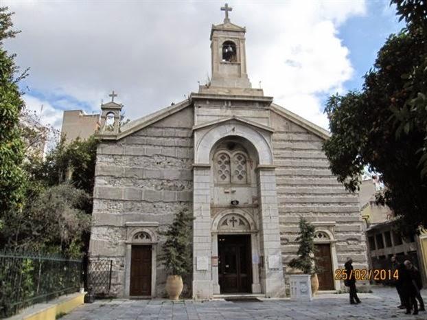 Εγκρίθηκε η αποκατάσταση του ναού του Αγ. Δημητρίου στου Ψυρρή