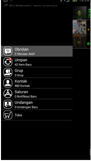 bbm mod dark black simple