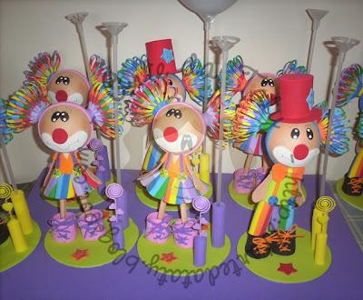 centro-de-mesa-palhaco-festa-circo