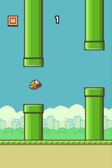 Flappy Bird Ölümsüzlük Hilesi Android