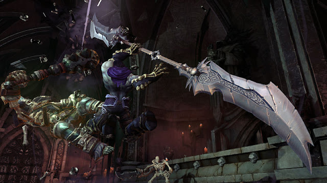 Darksiders II Update 2-SKIDROW