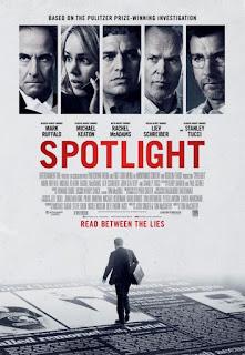 Spotlight Movie Poster 2
