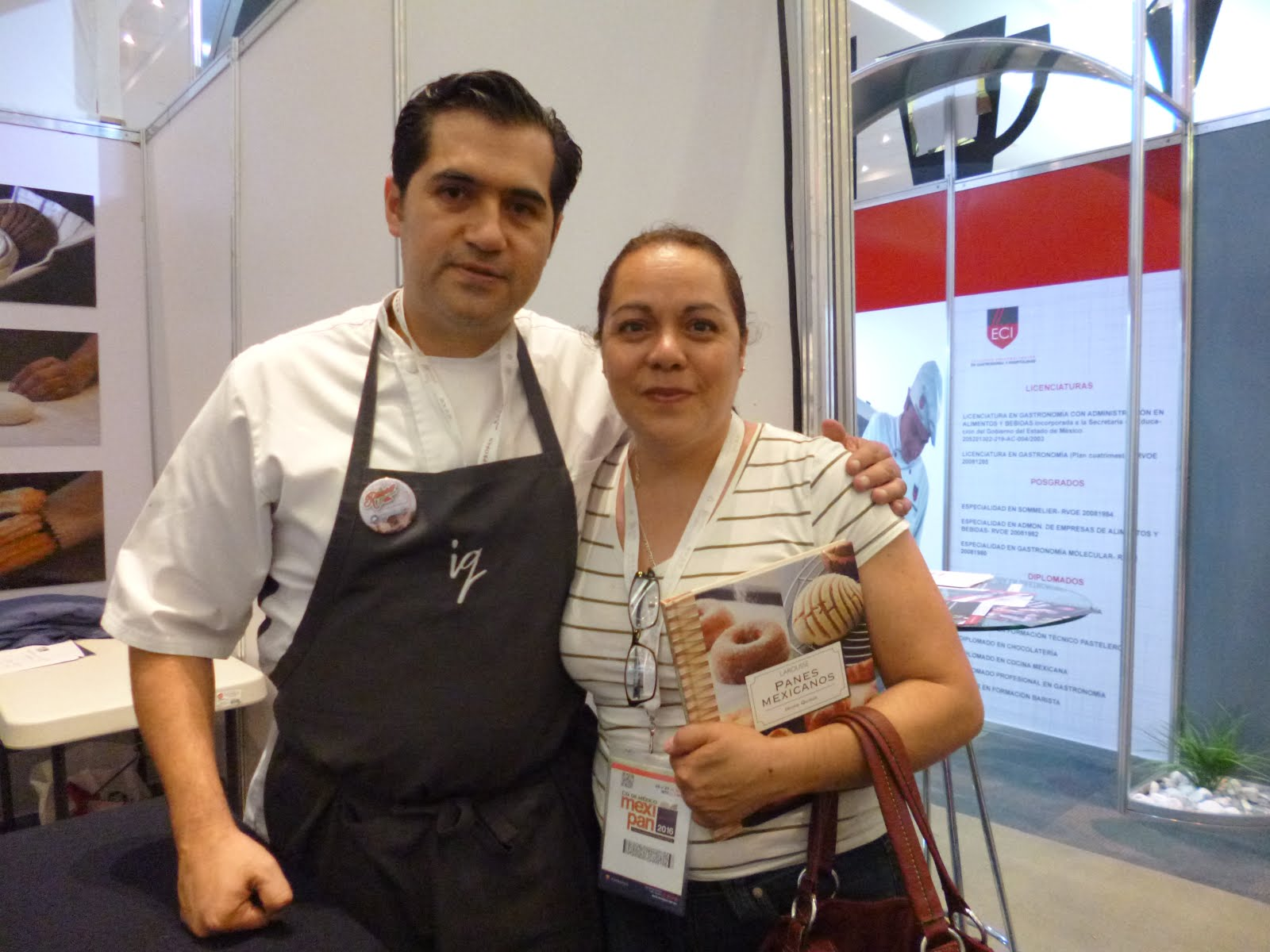 Con Chef Irving Quiroz