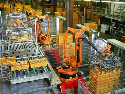 Report Notes Dip in U.S. Orders for Manufacturing Technology in November 2014