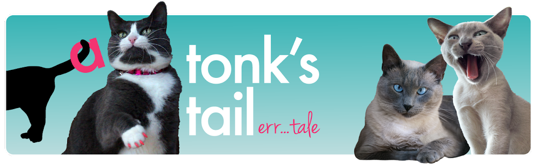 A Tonk's Tail... err, Tale...
