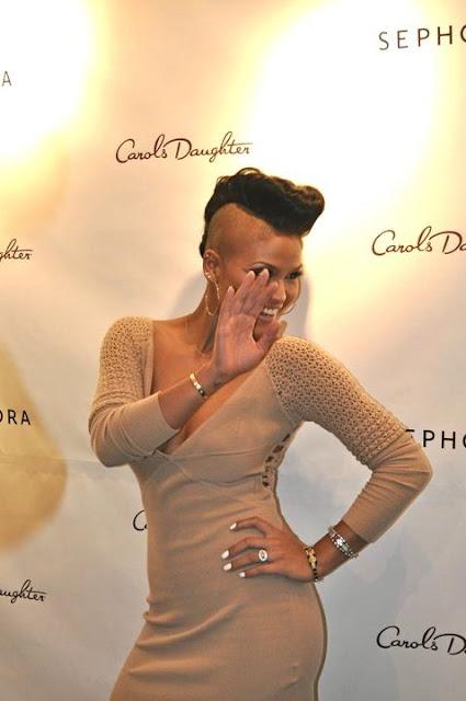Tina Campbell Mohawk Braids
