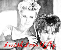 Roxette - I wish I could fly