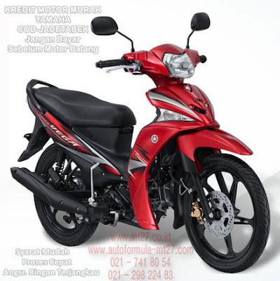 Yamaha Vega Force Merah