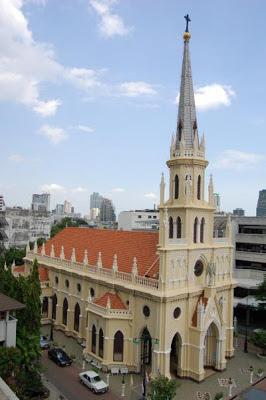 Gereja Holy Rosary, Bangkok