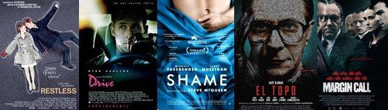 Carteles de cine, 2012
