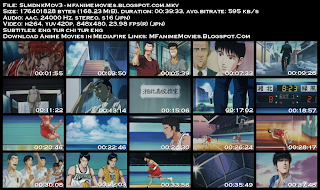 Mediafire Slam Dunk OVA 3 Mediafire Links