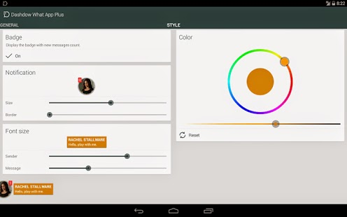 Dashdow What App Plus