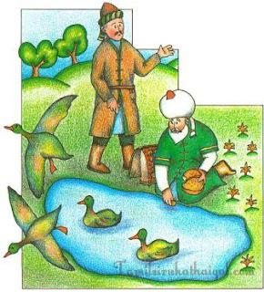 Mulla Nasruddin Duck Soup