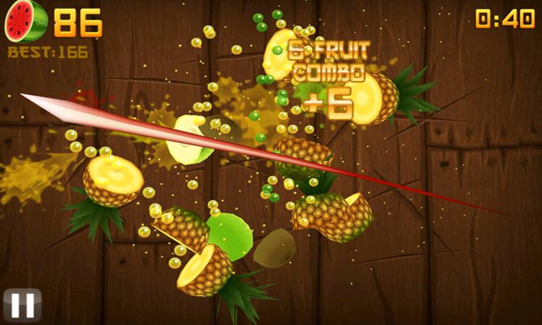 скачать fruit ninja free на андроид бесплатно - фото 8