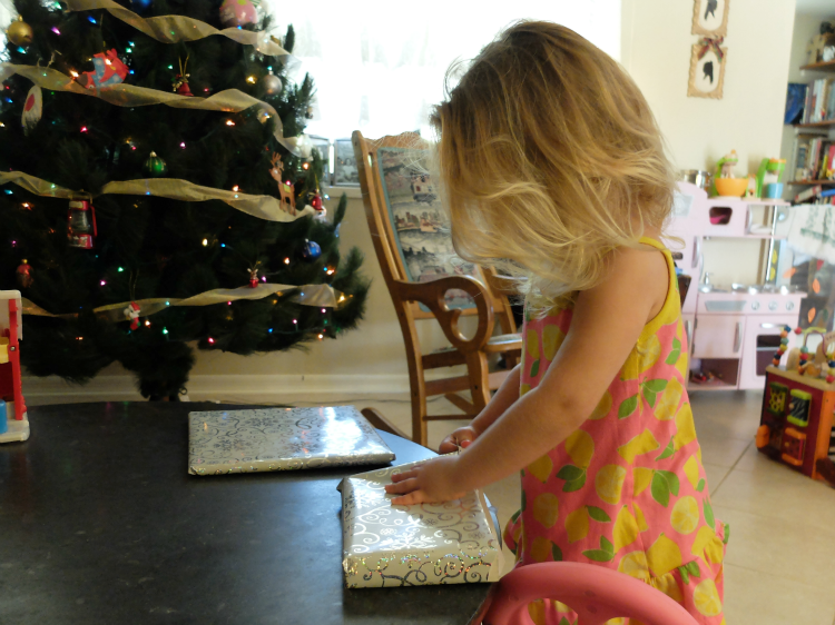 Sweet Turtle Soup - Secret Santa Mommy & Me Book Exchange Reveal and Link-up!