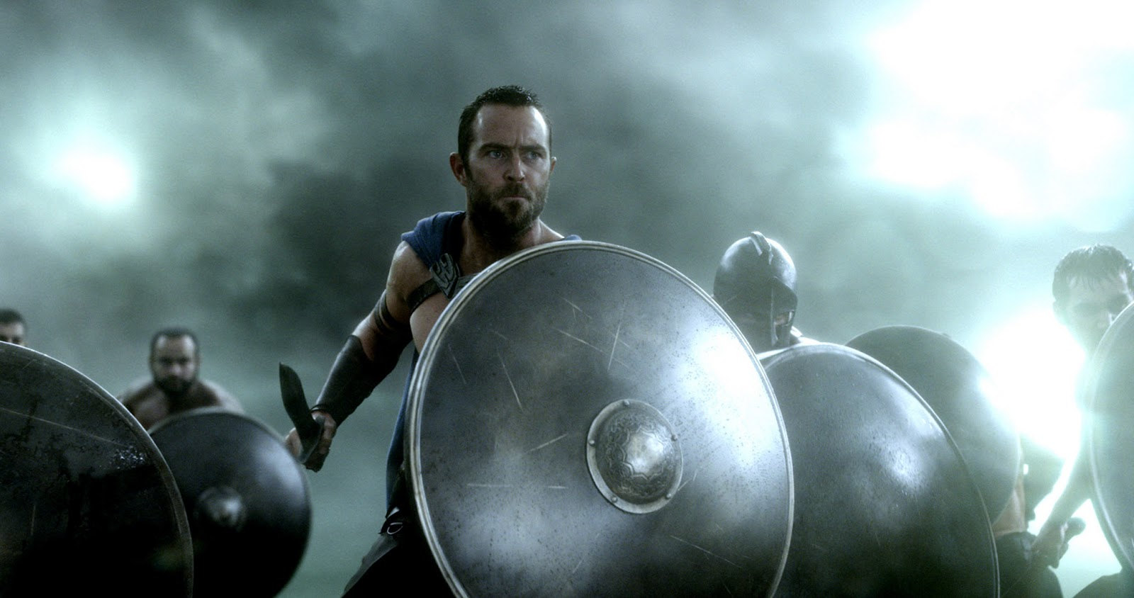 300: Rise of an Empire Sullivan Stapleton as Themistokles