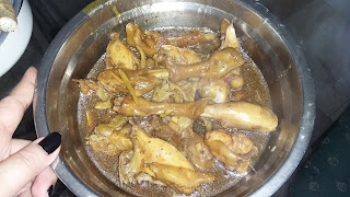 Ayam Kampung Masak Jahe