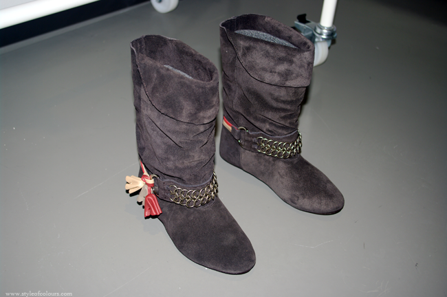 H&M Isabel Marant Girl Boots