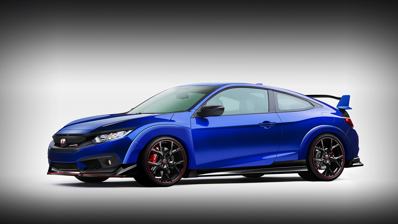 X tomi design honda civic type r coupe for Honda civic coupe price