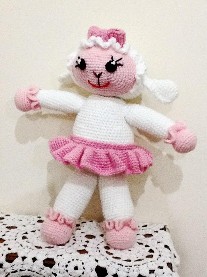 Puntos Tiernos: Oveja Lambie de Doc Juguetes